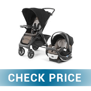 Chicco Bravo Trio Travel System Stroller